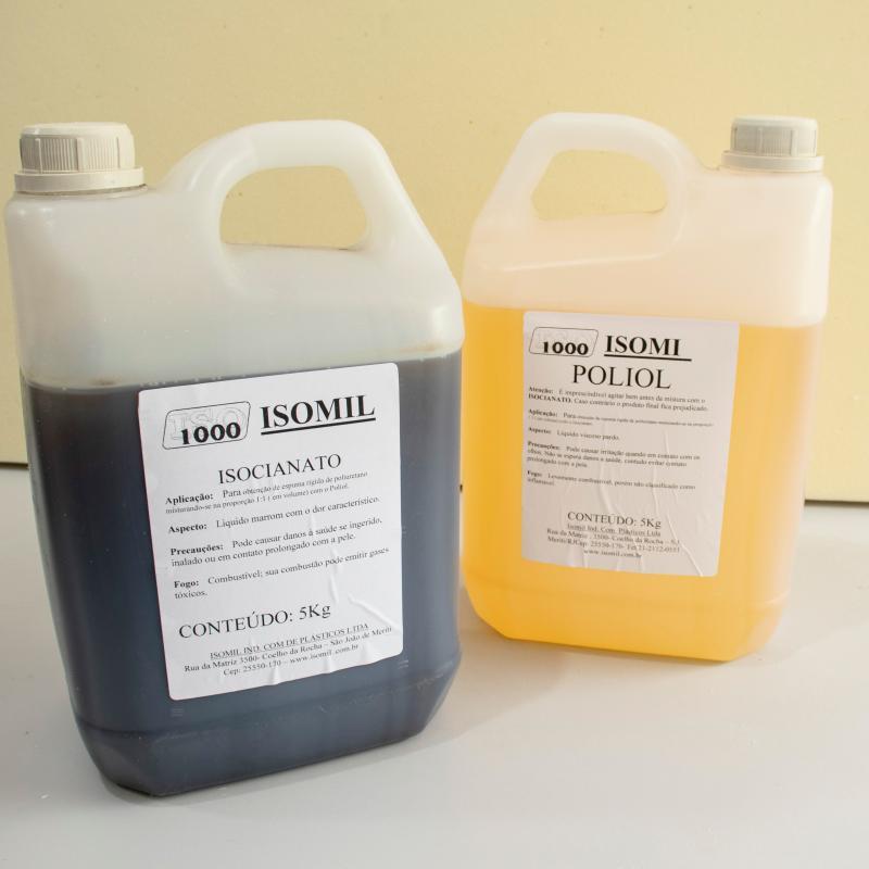 Isocianato & Poliol