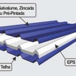 Fábrica de telhas sanduíche rj