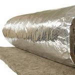 Manta de lã de rocha aluminizada