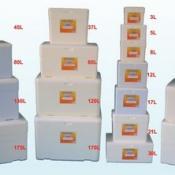 Fábrica de caixa de isopor